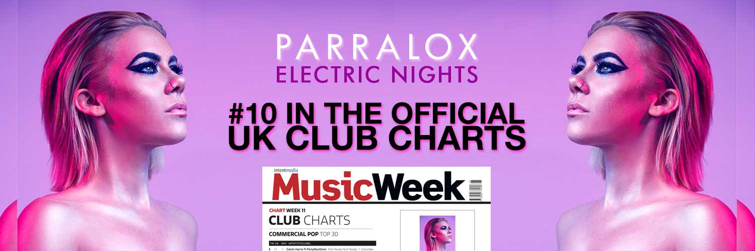 Click here to pre order Parralox - Electric Nights